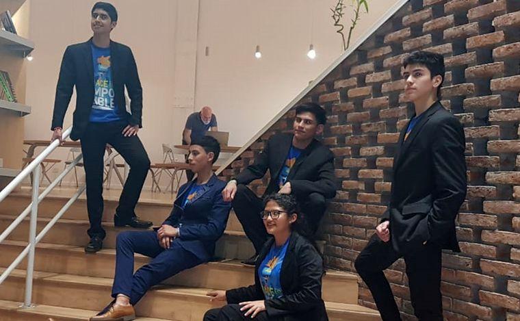 AUDIO: Premian a alumnos que generaron luz a una comunidad wichi