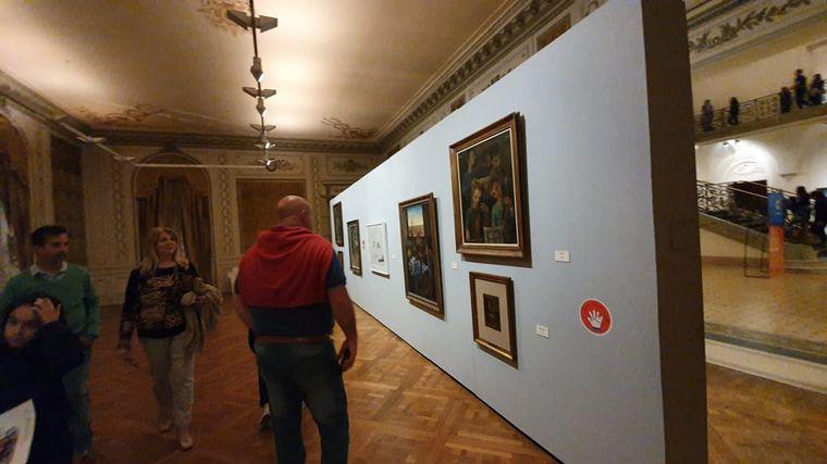FOTO:  La Lotería de Córdoba, en la Noche de los Museos