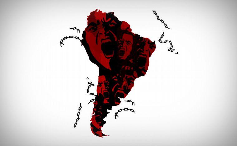 FOTO: Y cuando Latinoamérica despertó, ya no era rica.