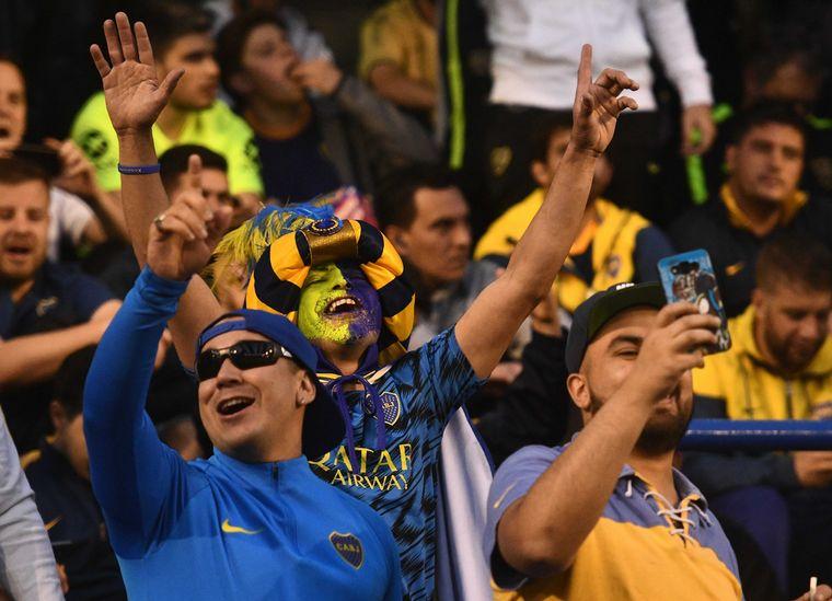 FOTO: River y Boca, protagonistas de la semifinal de Libertadores.