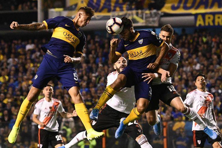 AUDIO: Gol de Boca (Jan Hurtado)