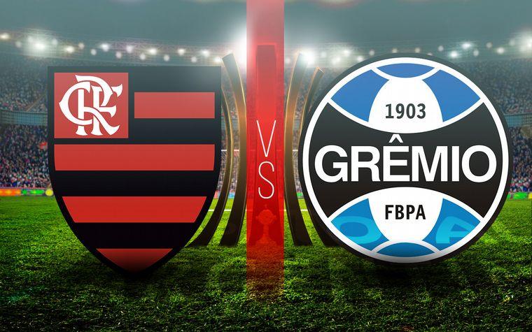 FOTO: Flamengo-Gremio