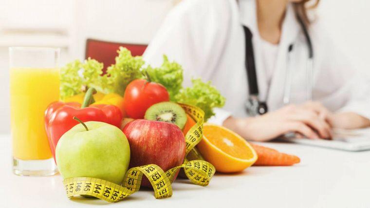FOTO: Una buena nutrición es fundamental para el organismo.