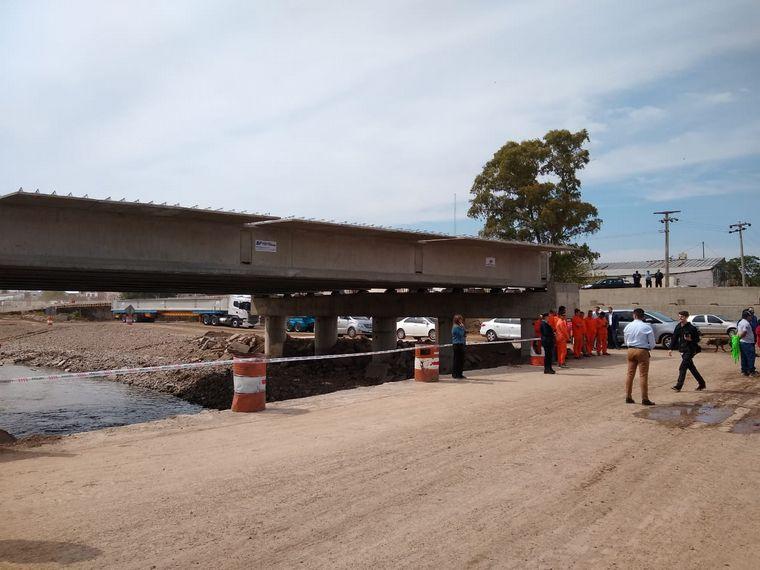 FOTO: Puente Corredor Costanera -  Schiaretti