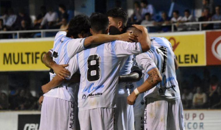 Atlético de Rafaela volvió al triunfo ante Almagro - Cadena 3