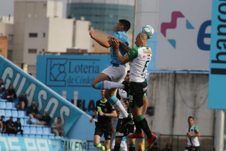 Volvé a escuchar los goles de Belgrano y Nueva Chicago - Cadena 3