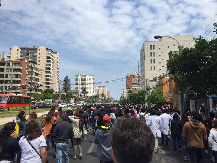 FOTO: Protestas en Chile