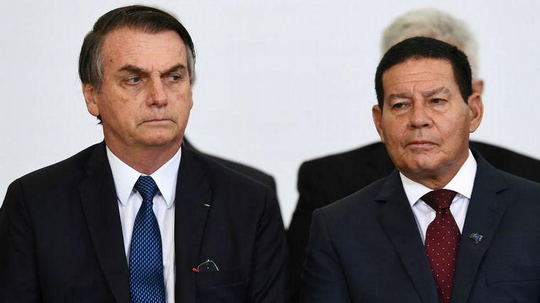 Jair Bolsonaro enviará a su vice a la asunción de Fernández - Cadena 3