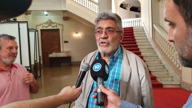 AUDIO: Córdoba: pasan a planta permanente a 600 contratados (José Pihen)