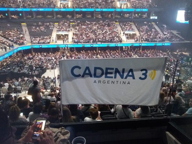 AUDIO: Las oyentes de Cadena 3 disfrutaron del show de Sabina y Serrat (por Orlando Morales)