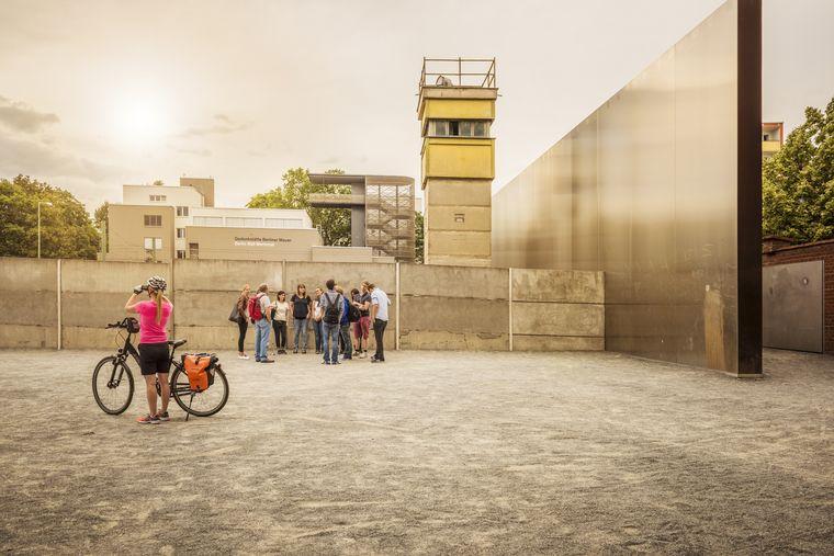 FOTO: Muro de Berlín