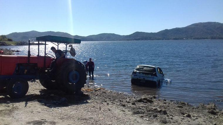 FOTO: Se constató que la Justicia había ordenado el secuestro del vehículo en septiembre.