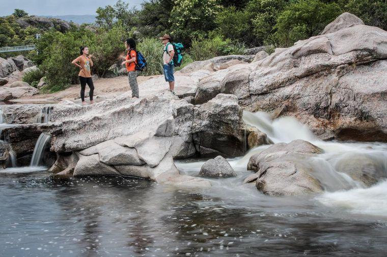AUDIO: El Río Mina Clavero, una de las 7 Maravillas Naturales
