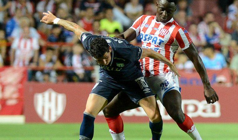 FOTO: Atlético Tucumán le ganó a Unión en Santa Fe