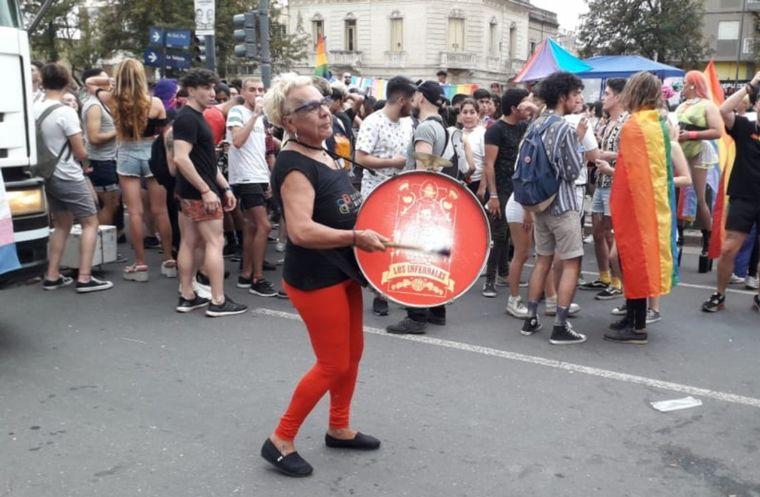 FOTO: Marcha Orgullo Disidente