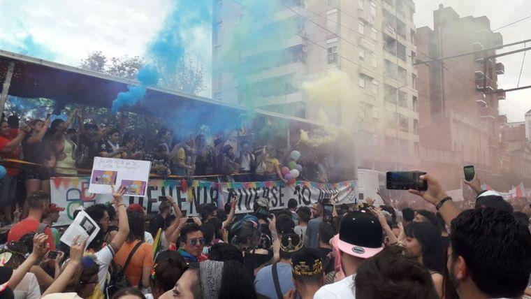 FOTO: Marcha del Orgullo Disidente