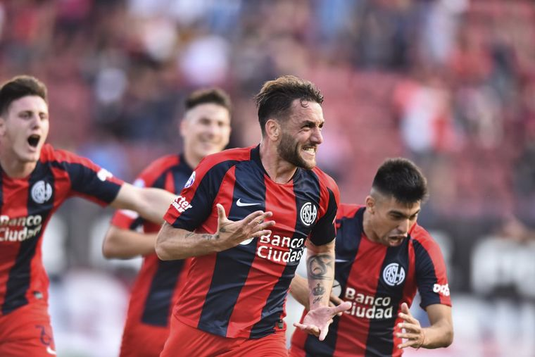 San Lorenzo se recuperó ante Argentinos