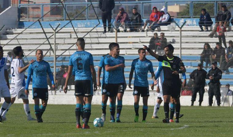 Belgrano busca volver al triunfo ante Brown de Puerto Madryn - Cadena 3