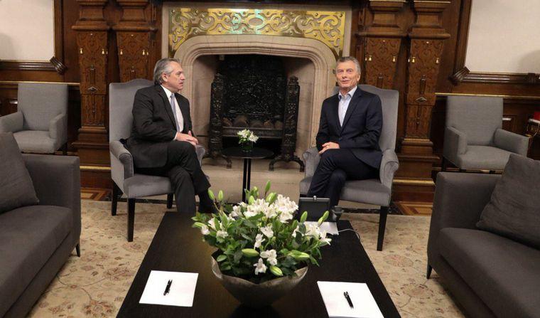 FOTO: Fin a la polémica: Macri traspasará el mando a Fernández en el Congreso.