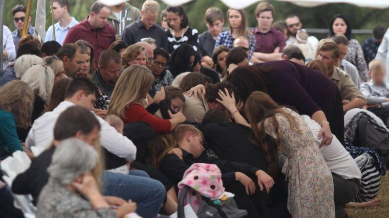 AUDIO: Mormones huyen a EEUU