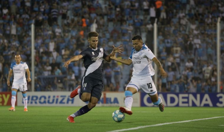 AUDIO: 2º Gol de Alvarado (Maximiliano González)