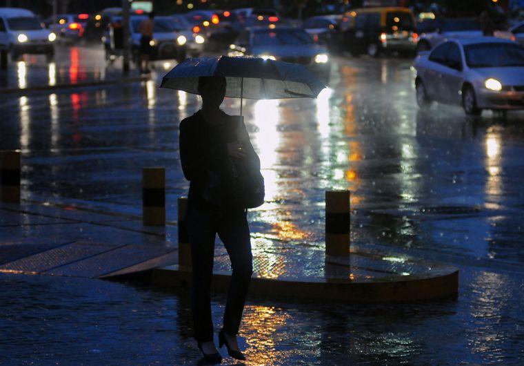 FOTO: El alerta prevé lluvias y tormentas.