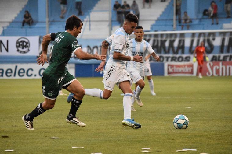 Sarmiento empató y desperdició una oportunidad ante Rafaela - Cadena 3
