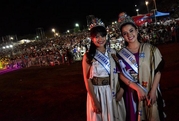 FOTO: Fiesta Nacional de la Tradición 2019 en Jáchal.