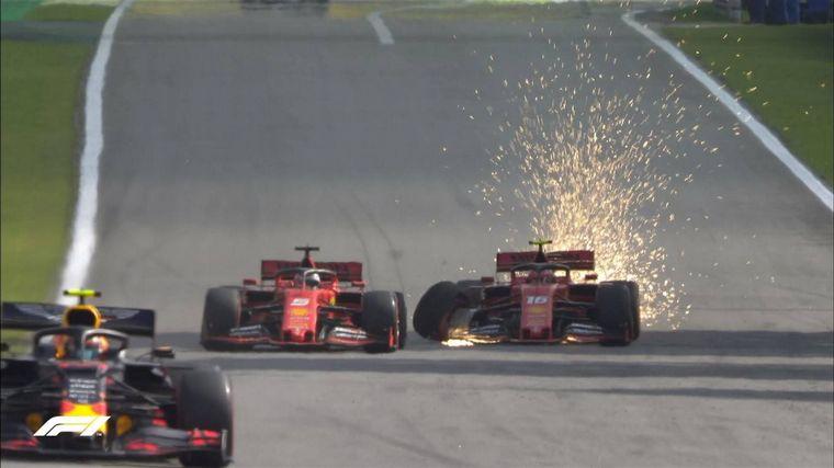 FOTO: Verstappen partió con clase para poner distancias con Hamilton y Vettel