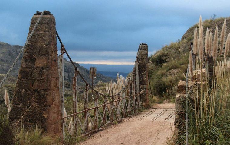 FOTO: Puentes Colgantes