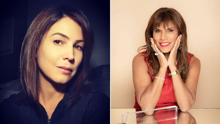 Fuerte enfrentamiento entre Úrsula Vargues y Anamá Ferreira por el macrismo