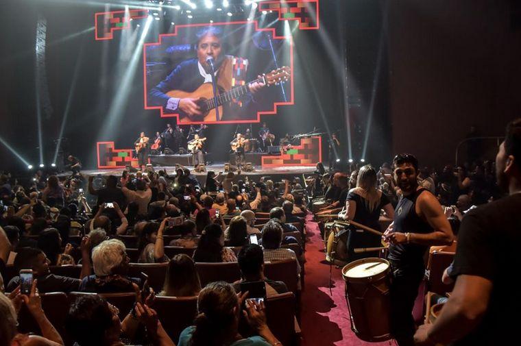 AUDIO: Los Manseros Santiagueños celebraron sus 60 años