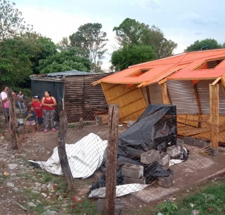AUDIO: Durante toda la noche habrá guardia permanente en las casas afectadas.
