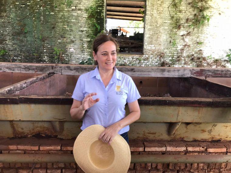 FOTO: Planta productora de ron en Paraguay