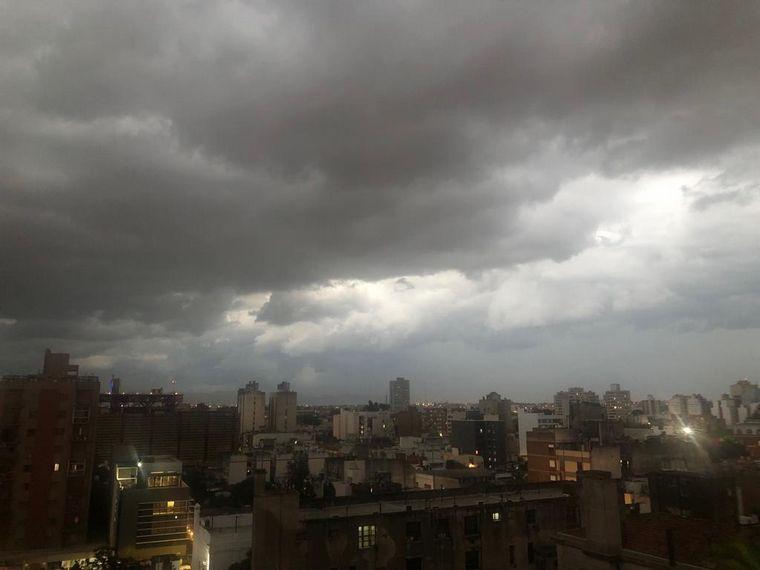 FOTO: El SMN emitió una alerta por tormentas fuertes (Foto de archivo)