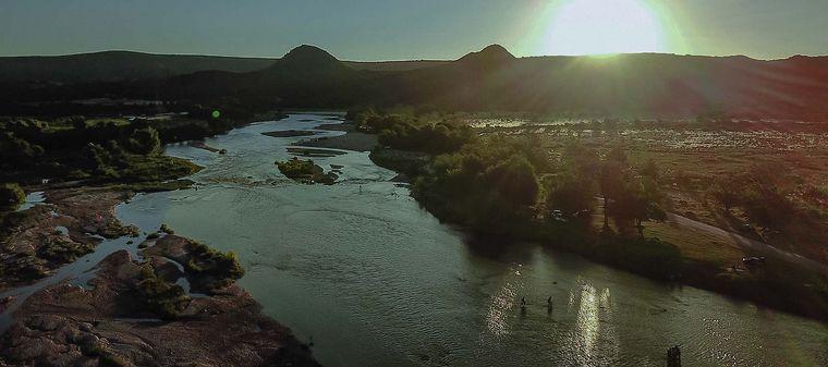 VIDEO: Nono plaza y ríos