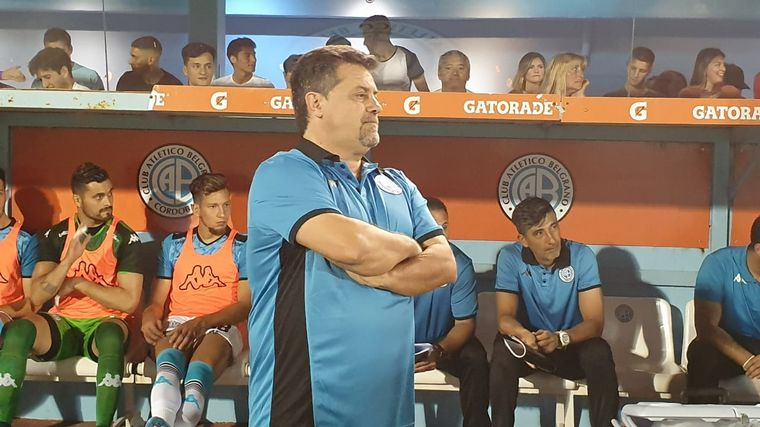 FOTO: Belgrano vs Mitre