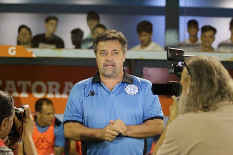 AUDIO: 1º Gol de Mitre a Belgrano (Santiago Torres)