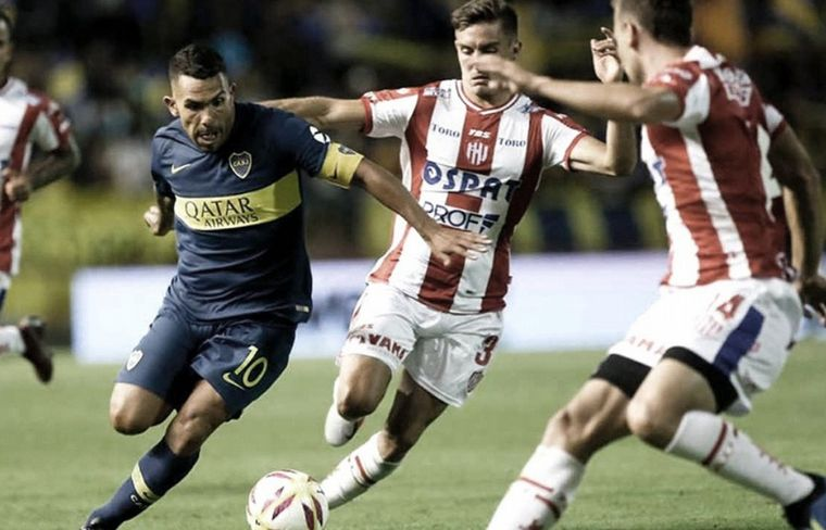 Boca recibe a Unión por Superliga — En vivo