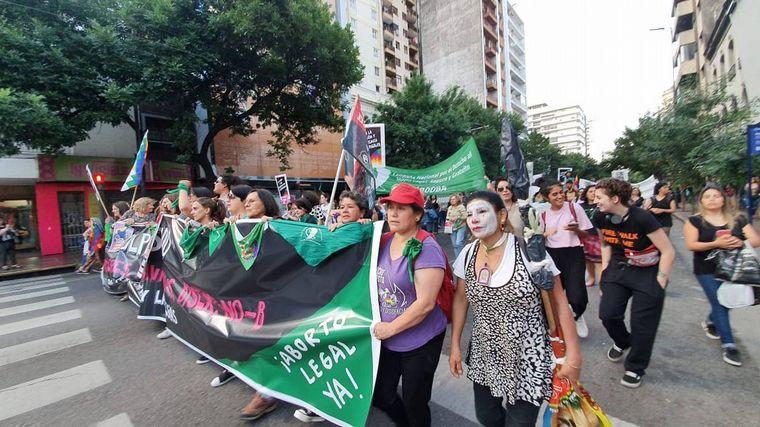 FOTO: 25N Marcha en Córdoba
