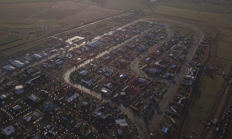FOTO: La ganadería se renueva en Expoagro 2020.