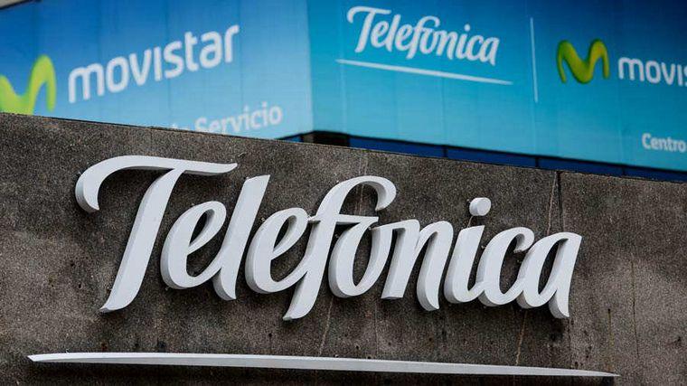 FOTO: Telefónica busca desprenderse de sus activos en América Latina
