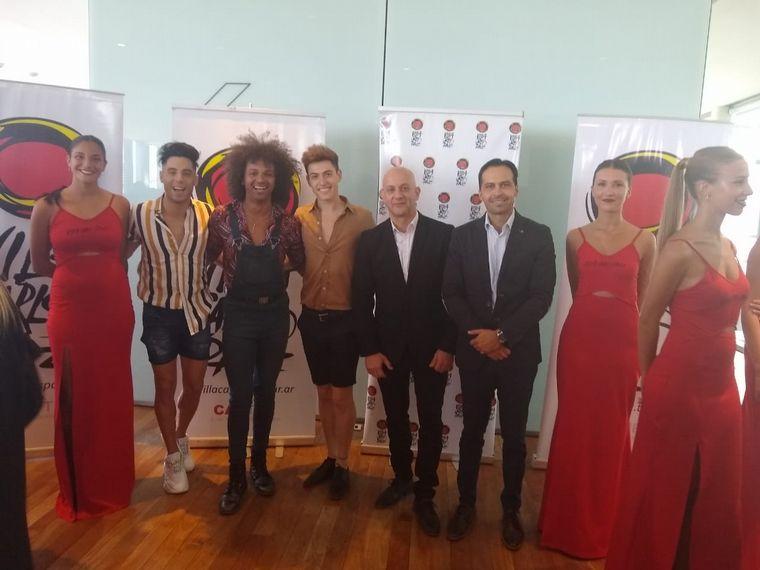 FOTO: Presentación de la temporada de Carlos Paz 2020