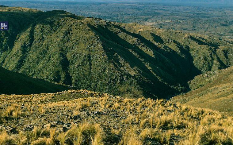 FOTO: Cerro Champaquí