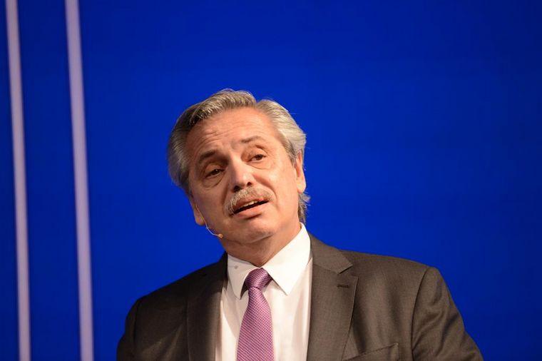 Macri le pidió a Fernández trabajar por el equilibrio fiscal