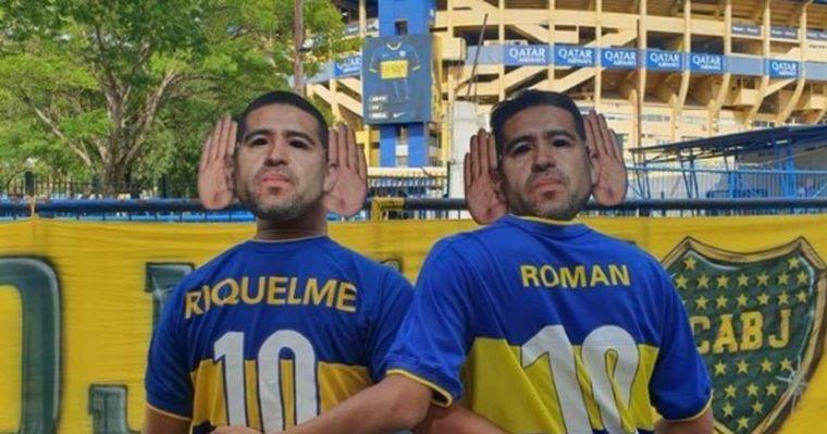 Qué dijo Riquelme sobre el futuro de Carlitos Tevez