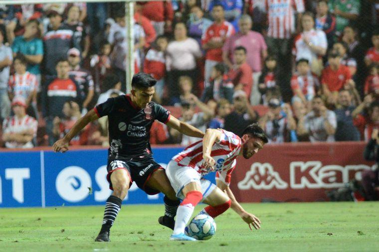"FOTO: ""El Tatengue"" ganó con un gol tempranero."