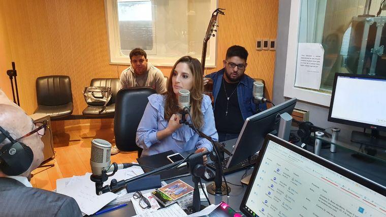 AUDIO: Nati Pastorutti presentó su nuevo proyecto musical