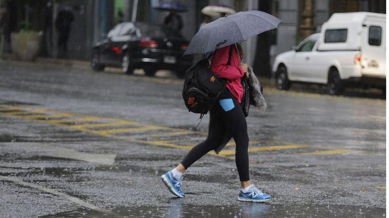 FOTO: El Servicio Meteorológico Nacional actualizó los alertas.