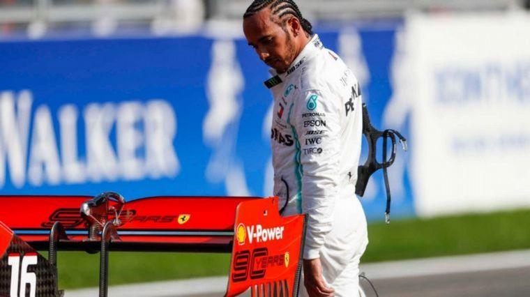 FOTO: Las máquinas italianas han sorprendido por su velocidad final